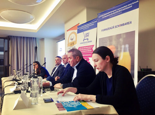 SUPPLY CHA!NGE Romanian Round Table, 17th of November, Bucharest
